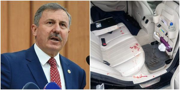 Gelecek Partisi Genel Başkan Yardımcısı Selçuk Özdağ'a Saldırı Düzenlendi