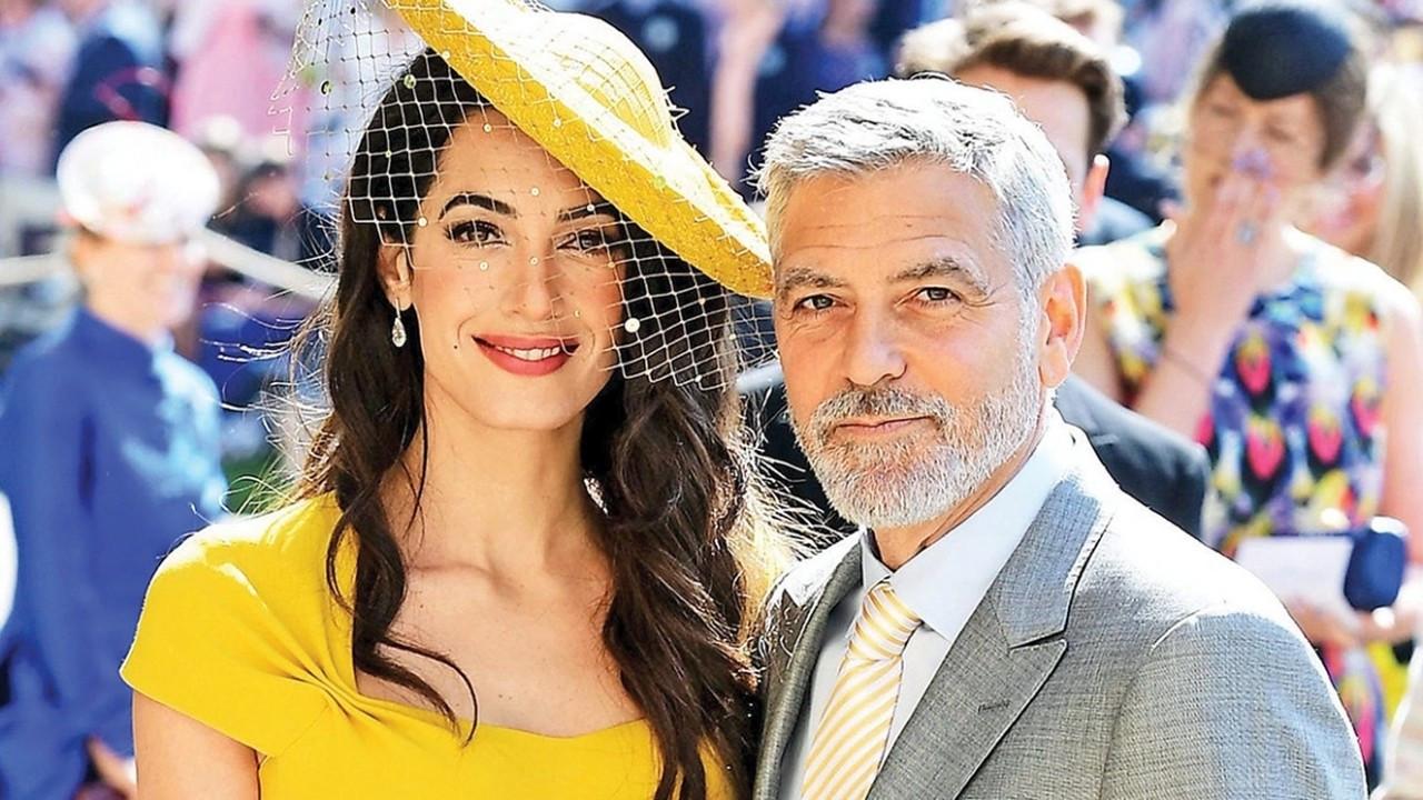 George Clooney - Amal Alamuddin çifti boşanıyor