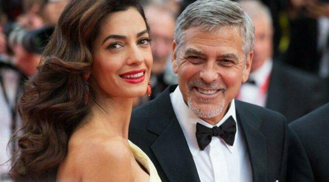 George Clooney'in pandemi hobisi: Çamaşır ve bulaşık yıkıyorum