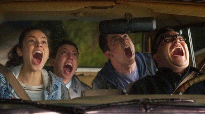 Goosebumps Canavarlar Firarda filminin konusu ne? Goosebumps Canavarlar Firarda oyuncuları…