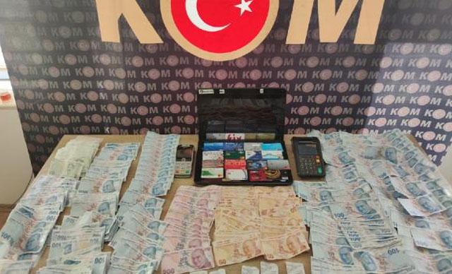 Günlük 38 Bin Lira Kazanan Tefeci Polise Yakalandı