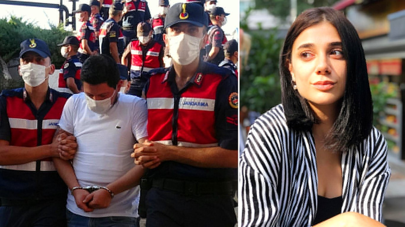 Hakim Karşısında: Katil Cemal Avcı, Pınar Gültekin'i Öldürdükten Sonra Normal Hayatına Geri Dönmüş