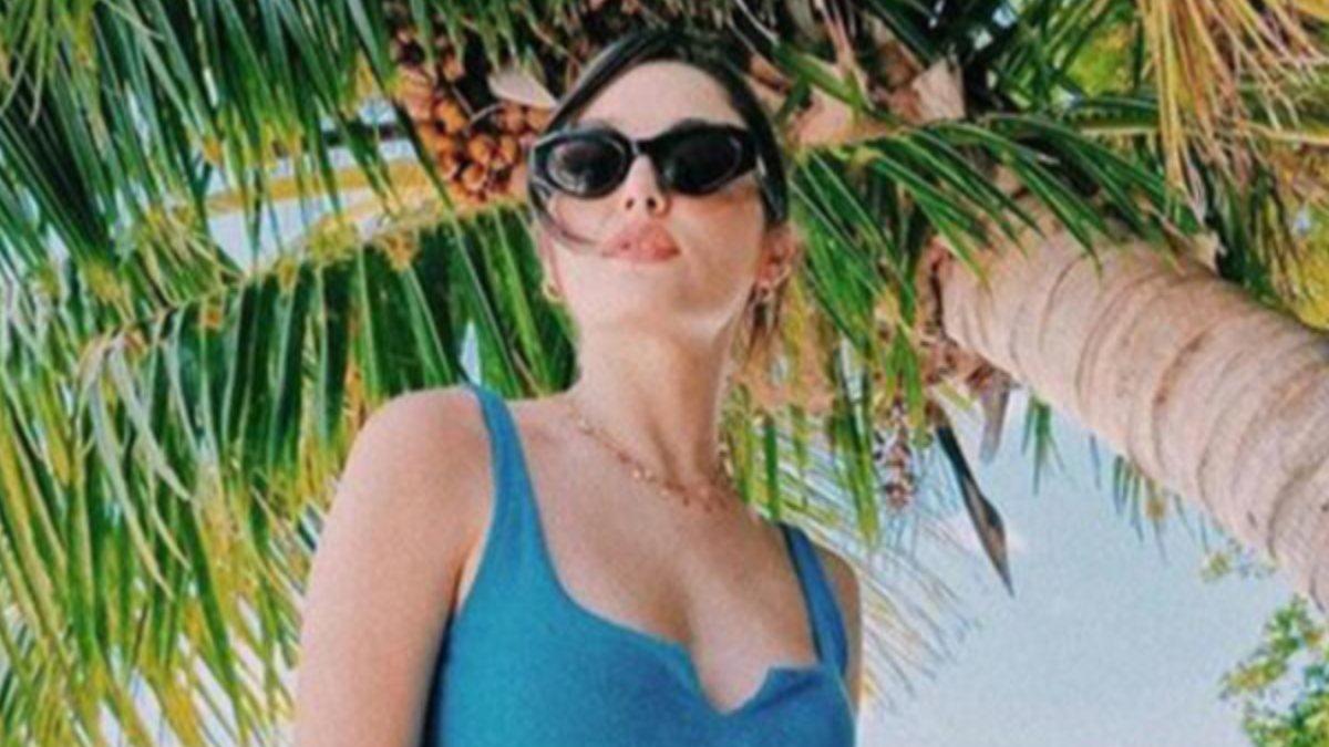 Hande Erçel'in aklı Maldivler'de kaldı