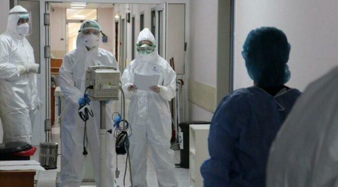 Hasta ziyaretine gitti, 42 kişiye virüs bulaştırdı