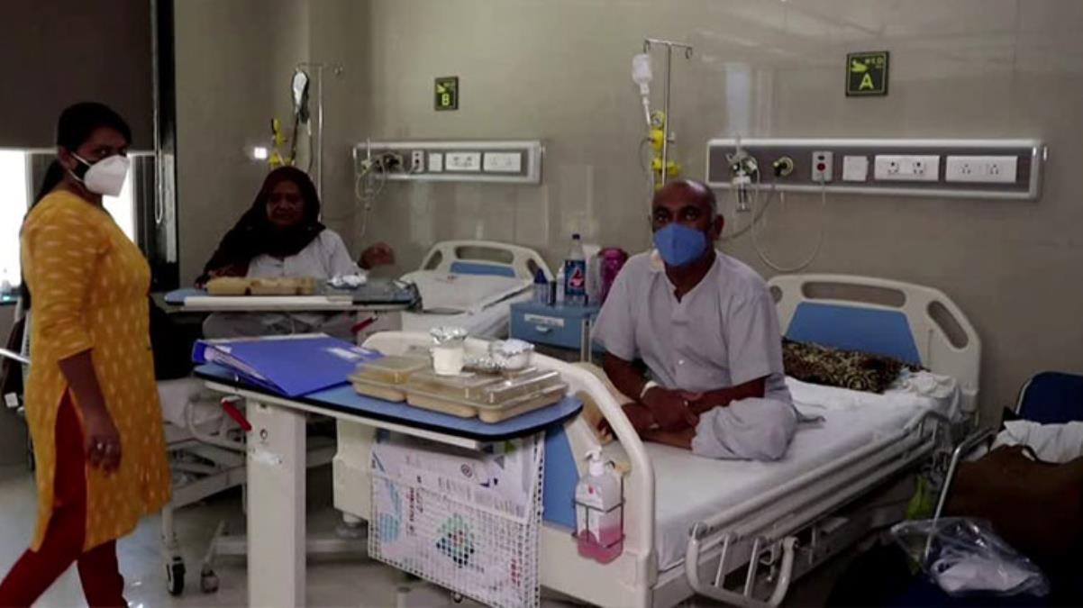 Hastaların gözünü oyarak tedavi ediyorlar! Kara mantar Hindistan'dan sonra Mısır'da da görüldü