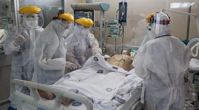 Hastanelerde Covid-19 alarmı