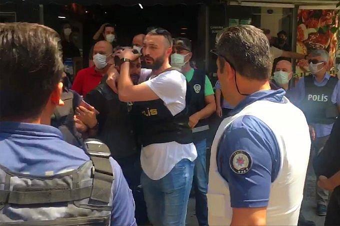 HDP'den İzmir Saldırısına İlişkin Açıklama: 'Olayın Azmettiricileri, Partimizi Hedef Gösteren İktidardır...'