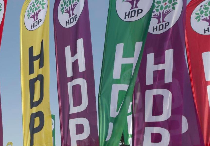 HDP İddianamesi: Hayatını Kaybetmiş İsme Siyaset Yasağı Talep Ediliyor!