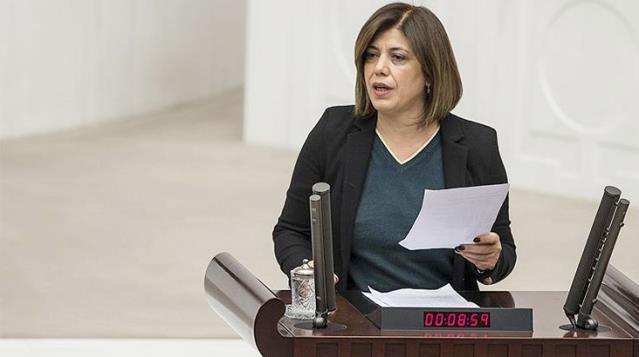 HDP'li Meral Danış: 'Kürtler AKP'ye Güvenmedikleri İçin Aşı Olmuyor'