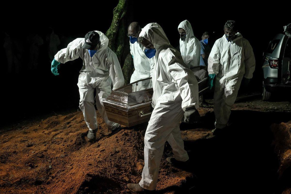 Her hafta yeni bir mutasyonun ortaya çıktığı ülke virüse teslim oldu! Bilim insanları adını 'Biyolojik Fukushima' koydu