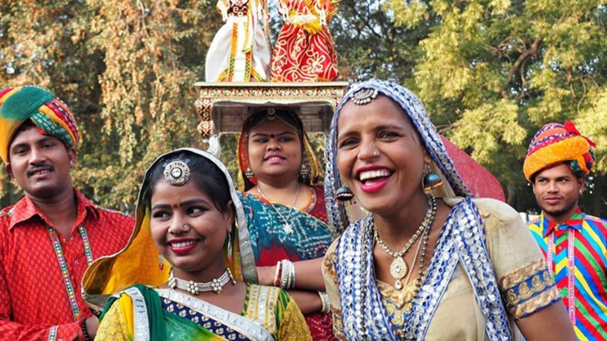 Hindistan'da Sosyalizm evleniyor! Düğüne ağabeyleri Komünizm ve Leninizm de katılacak
