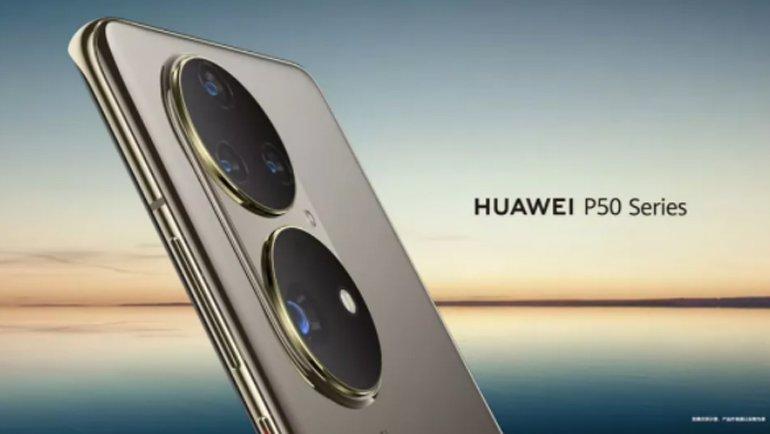 Huawei P50 tarihi belli oldu