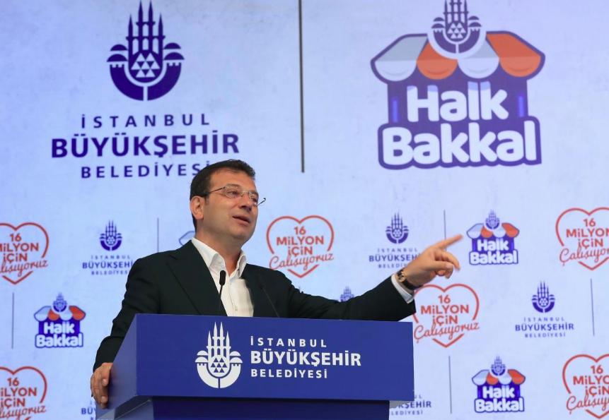 'İBB Sosyal Kart' Artık Bakkallarda da Kullanılabilecek