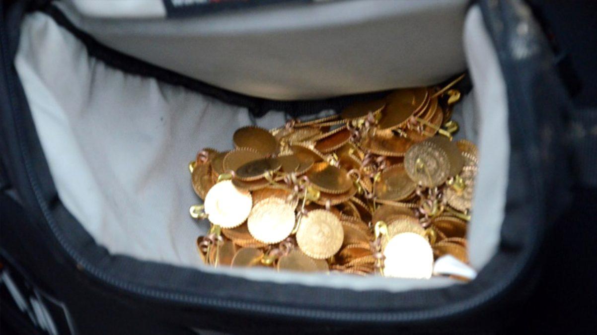 İçinde 3 kilo altın olan çantayı trende unuttu! Polis her tarafta sahibini arıyor