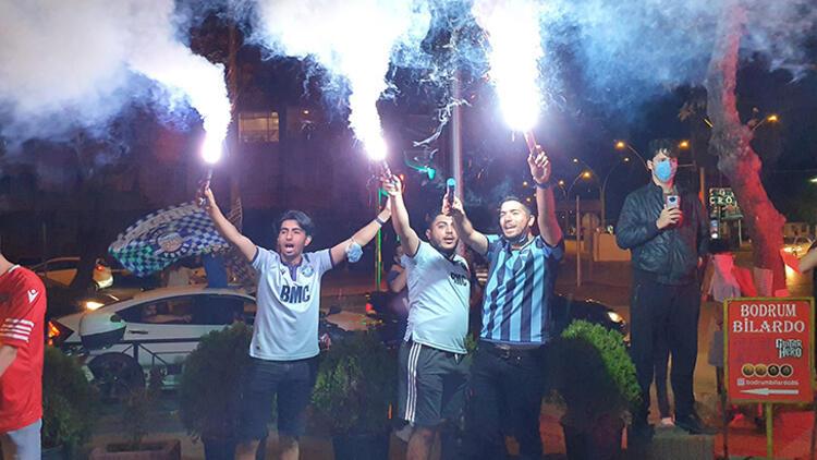 İçişleri Bakanı Süleyman Soylu'dan Şampiyonluk Kutlamaları Açıklaması