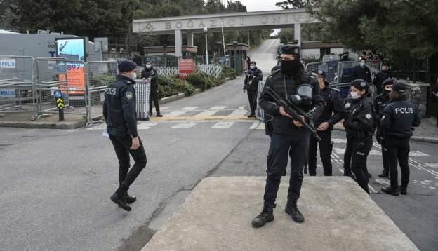 İçişleri Bakanlığı'ndan Boğaziçi Açıklaması: 22 Kişinin Terör Örgütleriyle İrtibatlı Oldukları Kesinleşmiştir