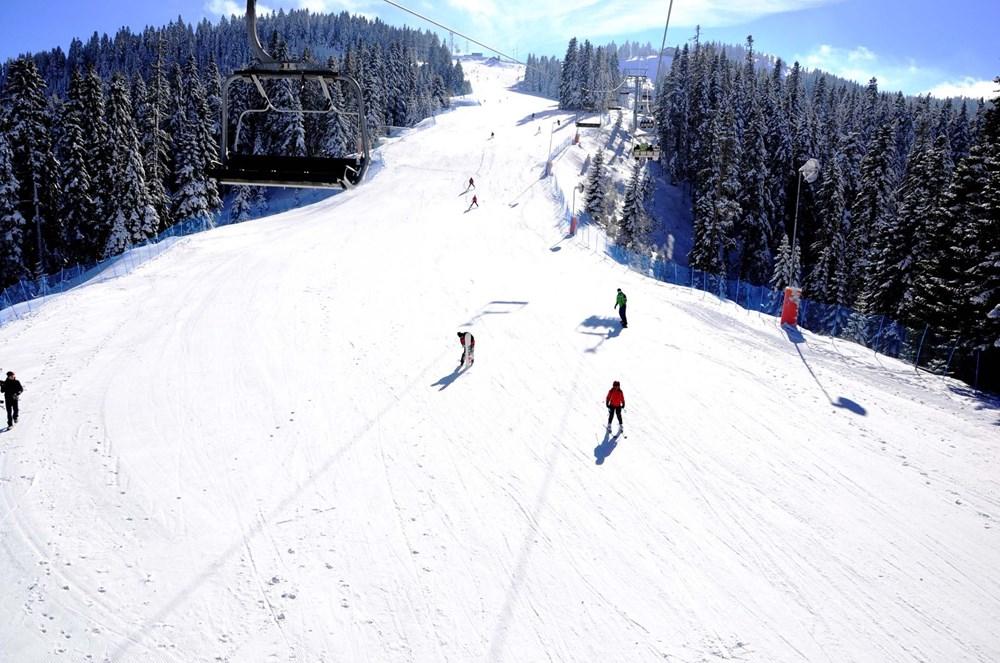 İçişleri Bakanlığı'ndan Kayak Merkezlerindeki Oteller İçin Kovid-19 Tedbirleriyle İlgili Genelge