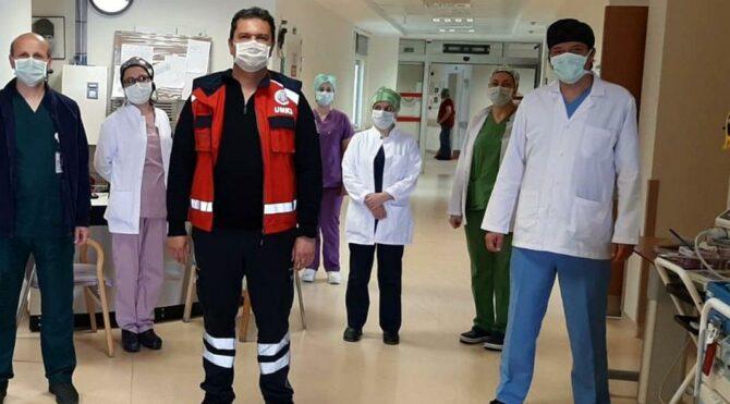 İl Sağlık Müdürü Bilge uyardı: Yüz yüze değil sırt sırta çalışın