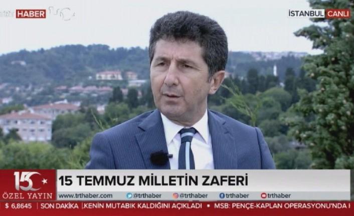 İlahiyat Fakültesi Dekanı Prof. Dr. Ali Köse TRT Yayınında Konuştu: 'Bir FETÖ Gitti Bin FETÖ Geliyor'