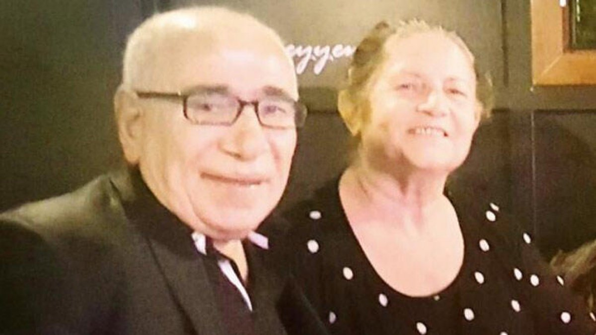 İlyas Salman'ın 45 yıllık eşi Gülser Salman ortaya çıktı
