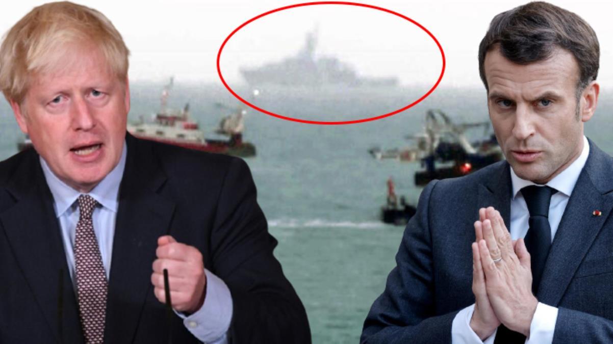 İngiltere ile Fransa arasında balıkçılık gerilimi! Savaş gemileri Jersey adasına gidiyor