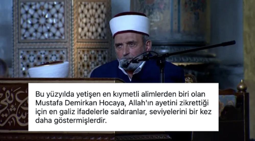 İnhisar Kaymakamı, Atatürk'e Lanet Okuyan Hocaya Sahip Çıktı: 'Bu Yüzyıldaki En Kıymetli Alimlerden Biri'