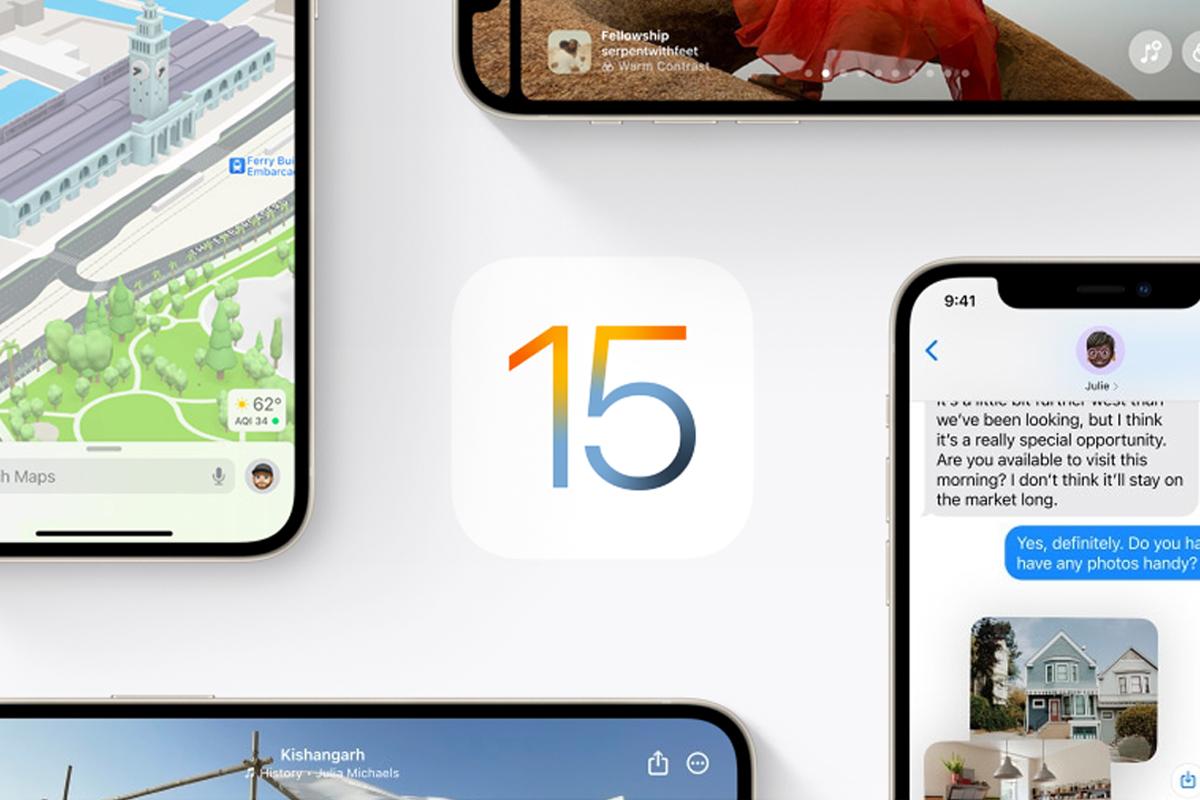 iOS 15 Ne zaman Türkiye'ye gelecek? Hangi modellere çıkacak?