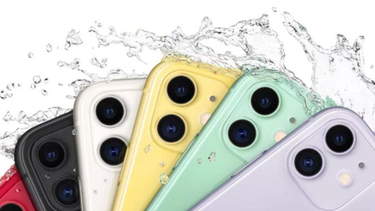 iPhone 12'nin