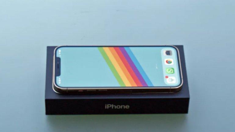 iPhone 13 maketi internette göründü