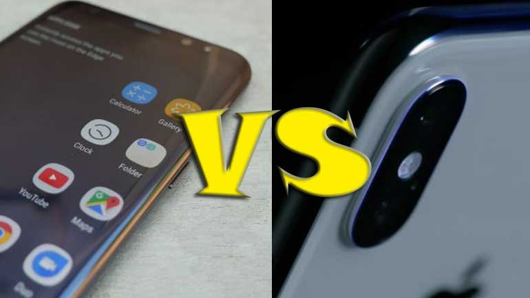 iPhone'lar yine Samsung'u yenemedi