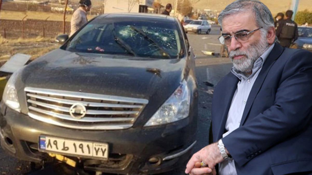 İran'lı nükleer bilimci Muhsin Fahrizade'nin, 1600 kilometre uzaktan yapay zekayla öldürüldüğü iddia edildi