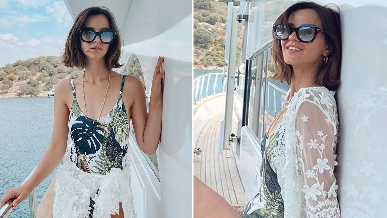 İrem Helvacıoğlu: Yaz benim için şimdi başlıyor