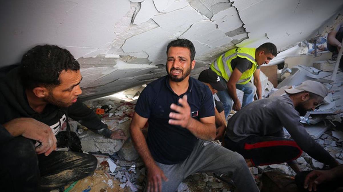 İsrail'in Gazze'ye düzenlediği saldırılarda hayatını kaybedenlerin sayısı 197'ye yükseldi