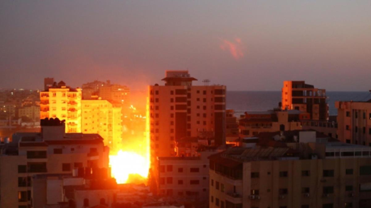 İsrail'in 'Gazze'ye kara harekatı başlattık' açıklamasına Türkiye'den jet tepki: Ne gerekiyorsa yapacağız