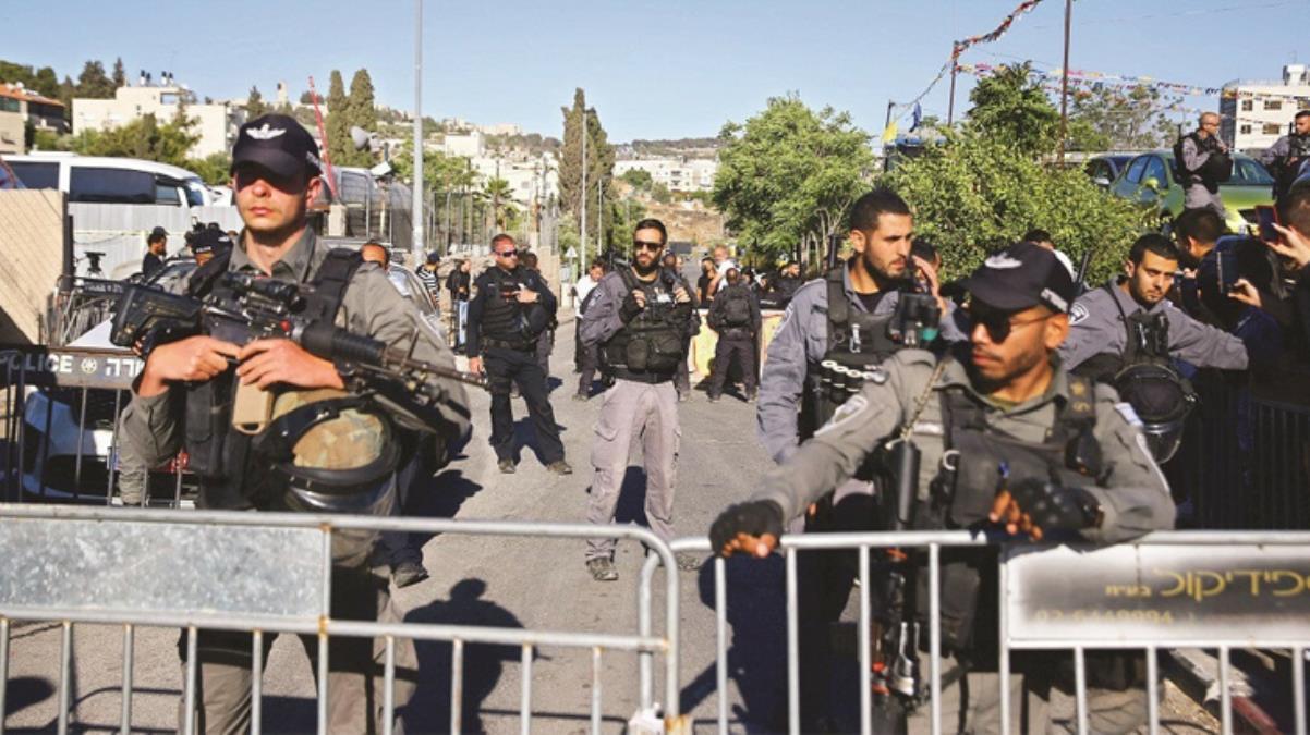 İsrail yönetimi Şeyh Cerrah mahallesini açık hava cezaevine dönüştürdü! Giriş-çıkışlar yasaklandı