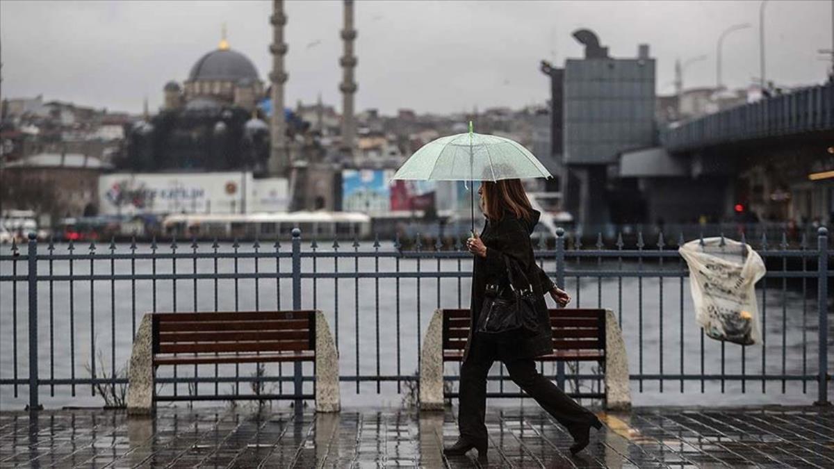 İstanbul'da bugün hava durumu nasıl, yağış var mı? İstanbul'da yarınki hava durumu nasıl? | 4 Ekim 2021 İstanbul Hava Durumu