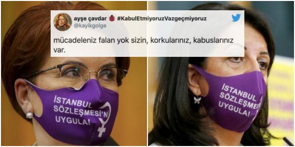 İstanbul Sözleşmesi'ni Hedef Alan MHP Milletvekili Sosyal Medyada Topa Tutuldu