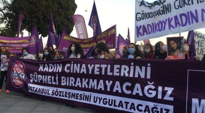 İstanbul Sözleşmesi'nin feshedilmesine ünlü isimler tepki gösterdi