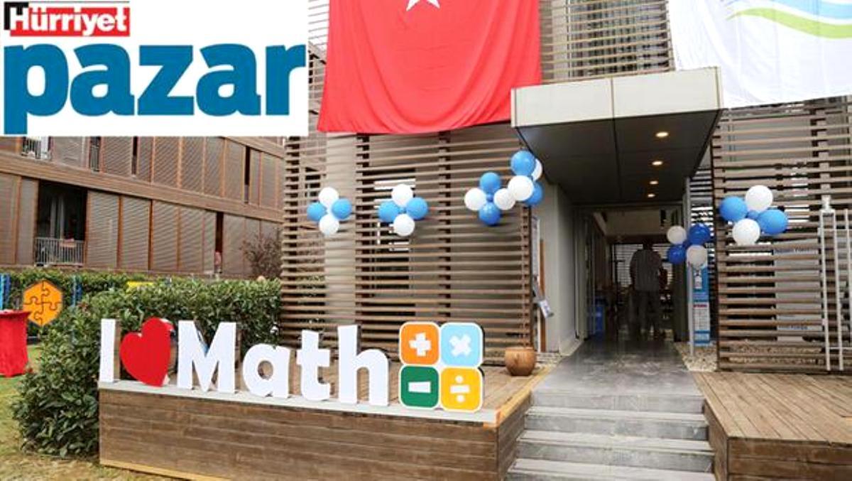 İstanbullu çocuklar Matematik Evi'yle buluşuyor
