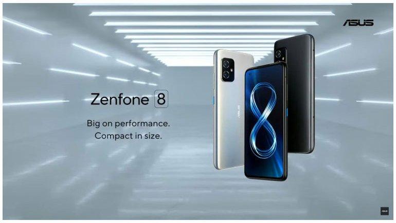 İşte Zenfone 8 ve Zenfone 8 Flip
