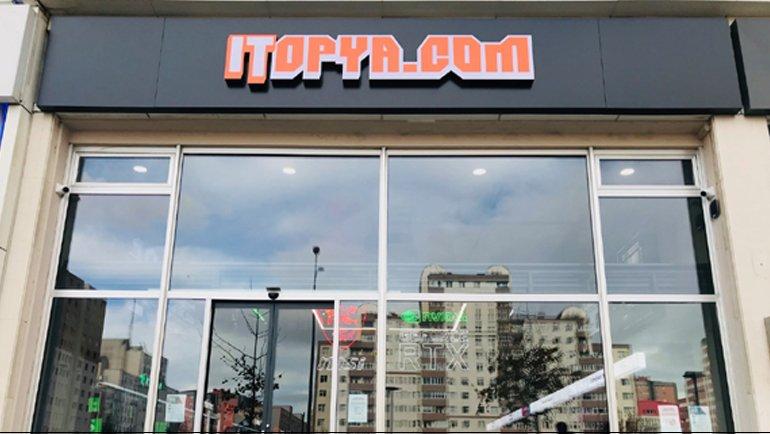 Itopya Mağaza ilginin odağı oldu