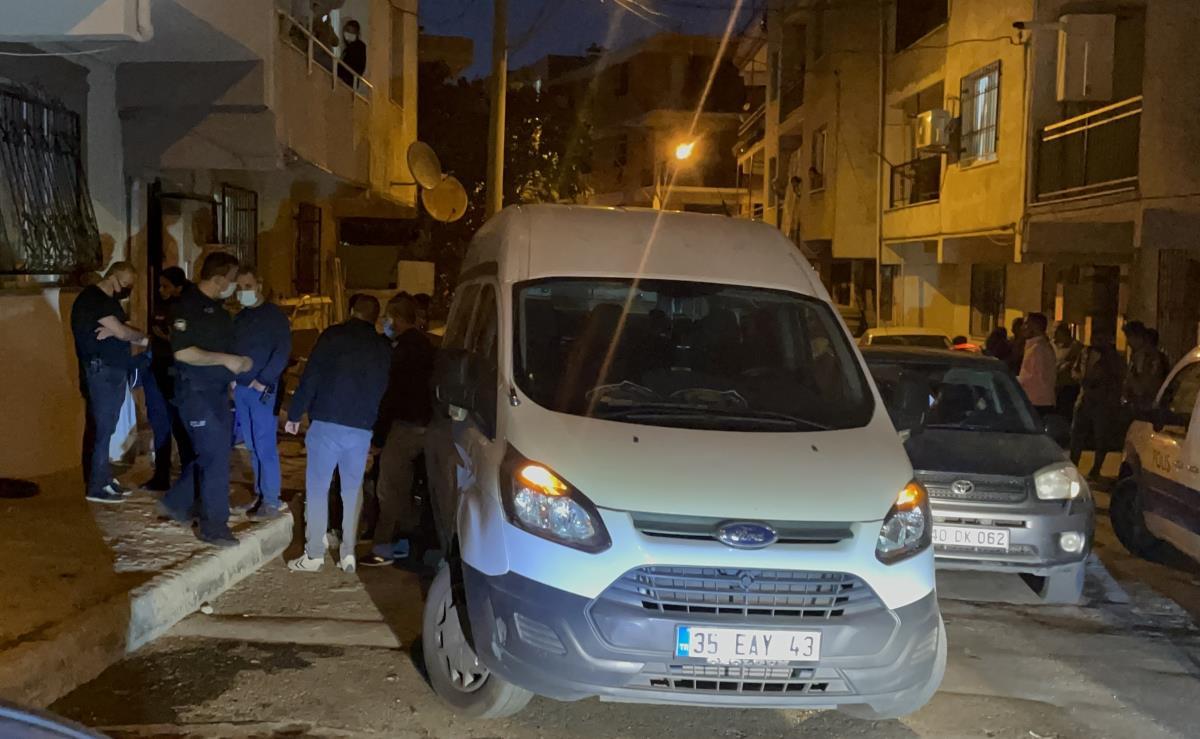 İzmir'de cinayet iddiasıyla gözaltına alınan kadın tutuklandı