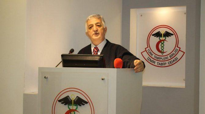 İzmir Tabip Odası Başkanı Lütfi Çamlı: Hükümetin paylaştığı veriler çelişkili