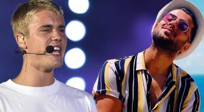 Justin Bieber, Reynmen'in arkadaşı İbrahim Tilaver'le mesajlaştı