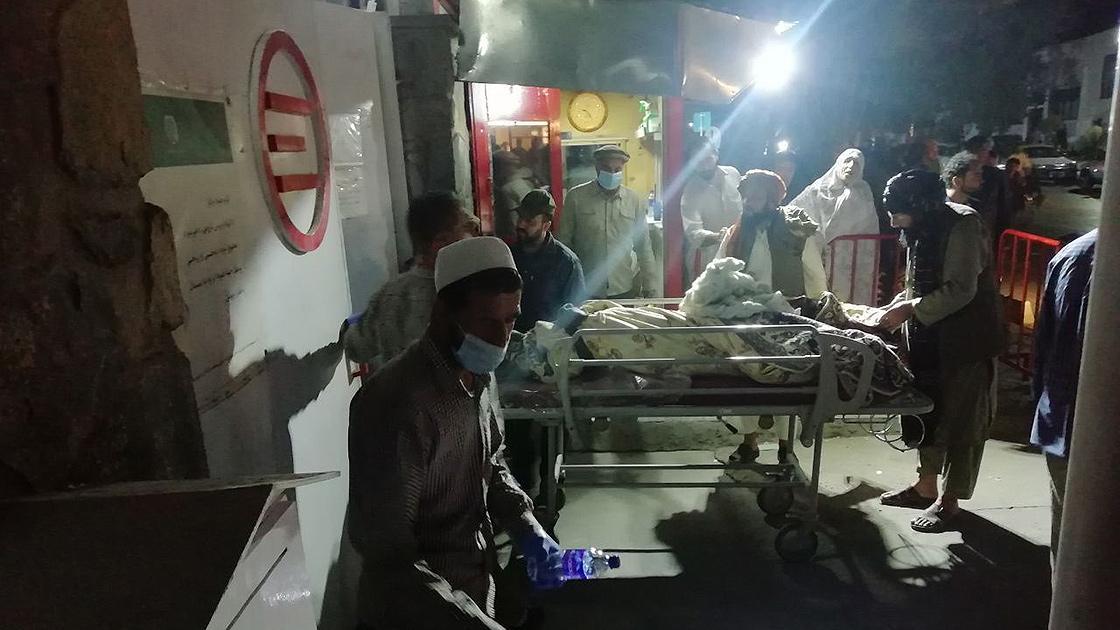 Kabil'de Terör Saldırıları: Can Kaybı 90'a Yükseldi