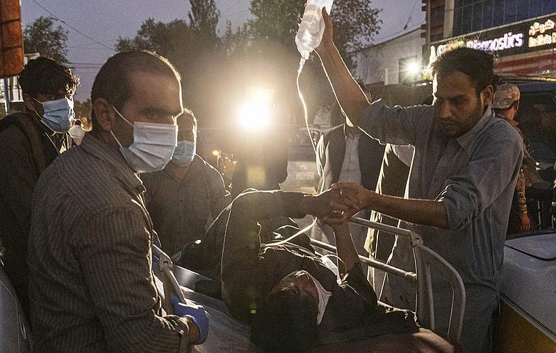 Kabil'deki Terör Saldırılarında Can Kaybı 170'i Geçti