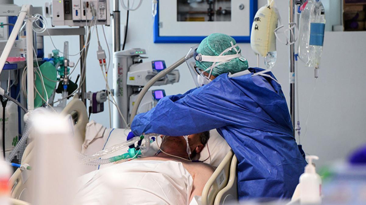 Kadın bizzat istedi! Korona hastası kocasına atlarda kullanılan ilacı verecekler