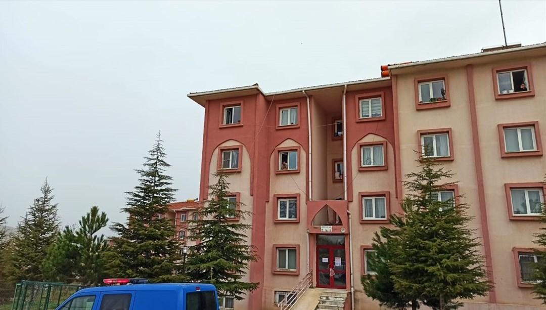 Kahramanmaraş'ta Apartmana 'Mantı Günü' Karantinası