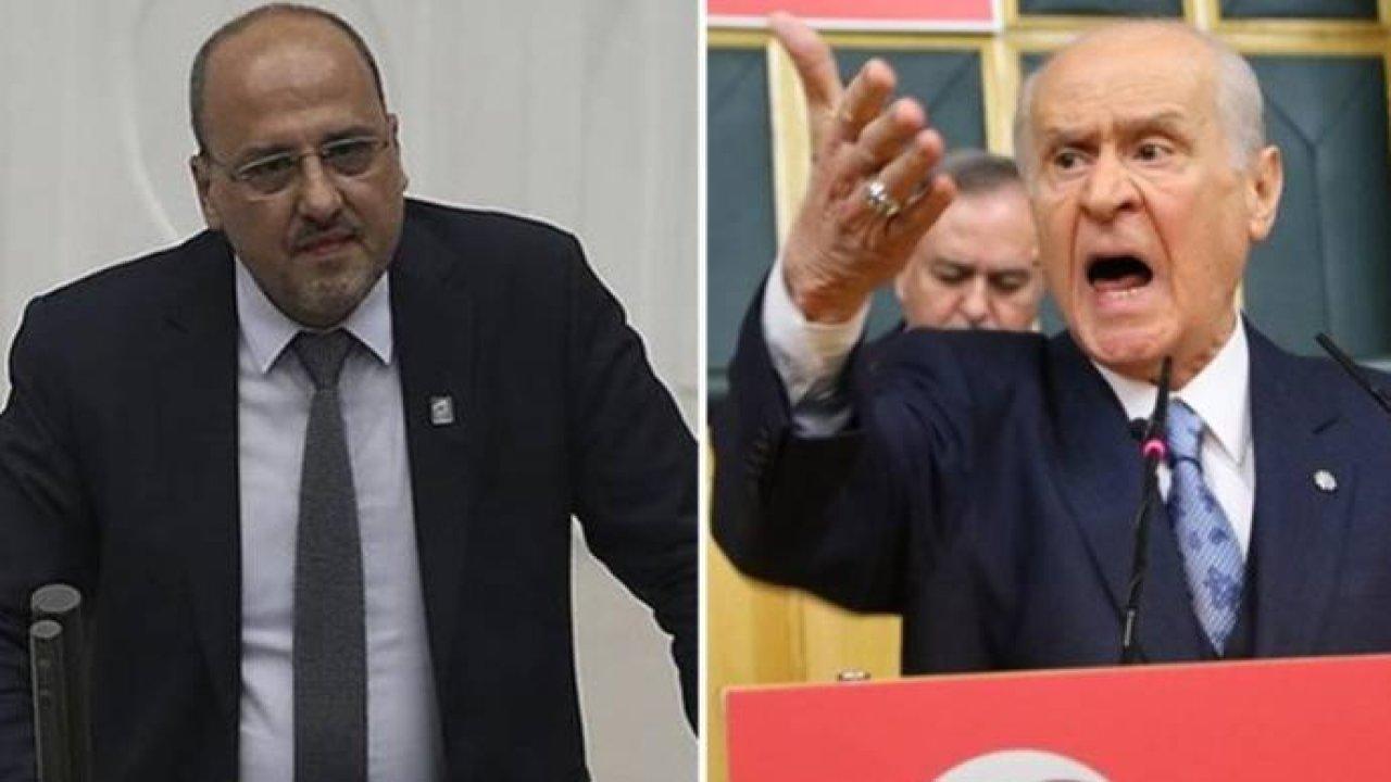 Kamu Davası Açılması Talep Edildi: Ahmet Şık'tan Bahçeli'ye Suç Duyurusu