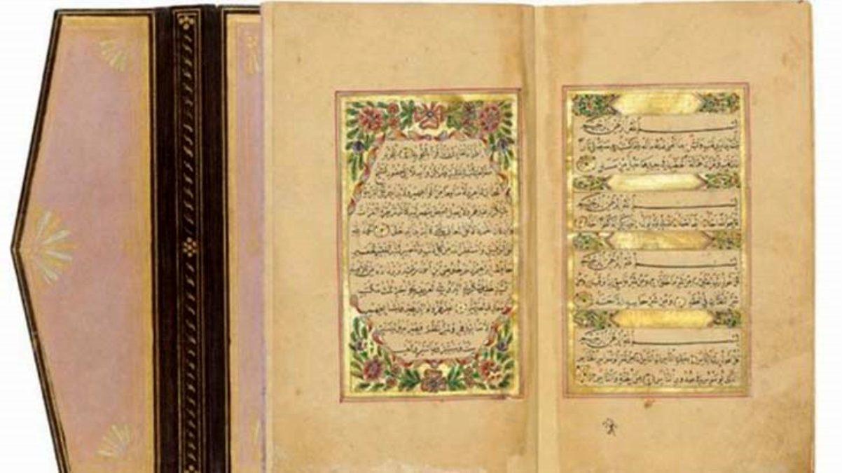 Kapalıçarşı'dan çalınan Kur'an-ı Kerim yurt açık havada ortaya çıktı